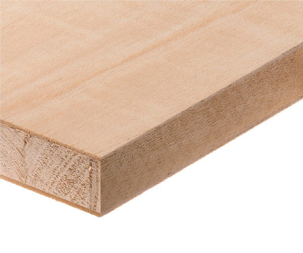 3-ply Ceiba blockboard
