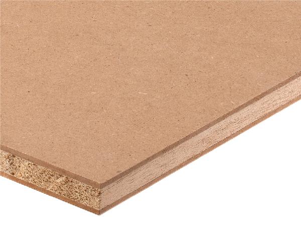 3-ply HDF blockboard