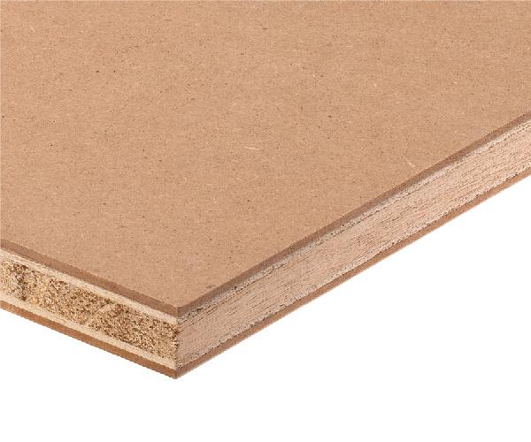 5-ply HDF blockboard