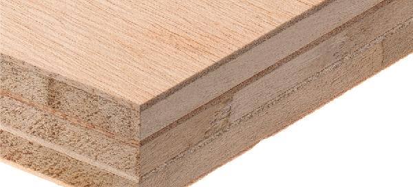 Triple-core Ceiba blockboard