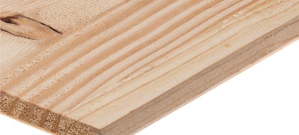 2-ply blockboard