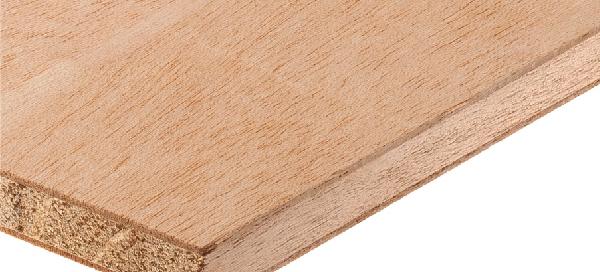 Extralight 3-ply blockboard
